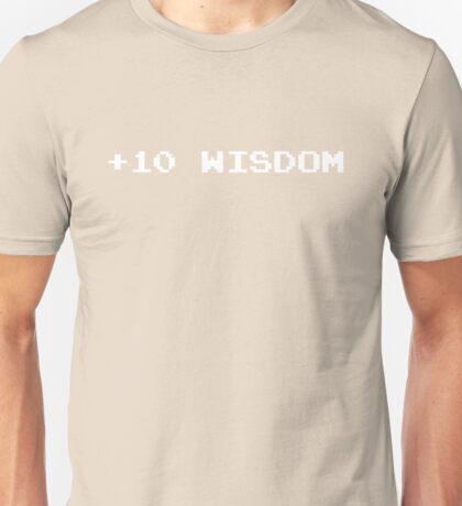 +10 WISDOM Unisex T-Shirt