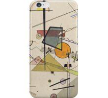 Kandinsky - Melodisch  iPhone Case/Skin