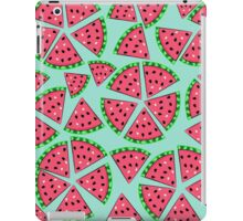 Watermelon Slice Party iPad Case/Skin