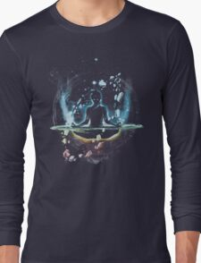 the last space bender Long Sleeve T-Shirt
