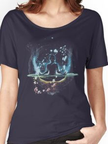 the last space bender Women's Relaxed Fit T-Shirt