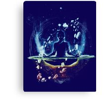 the last space bender Canvas Print