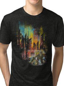 leaving rapture Tri-blend T-Shirt