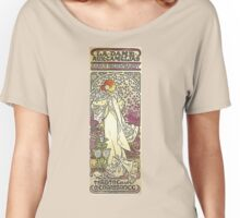 Art Nouveau  Women's Relaxed Fit T-Shirt