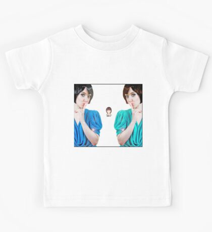 SONGBIRD Twin Double Take Kids Tee