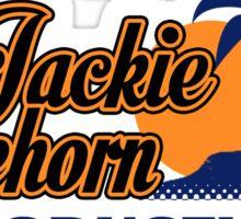Jackie treehorn Sticker