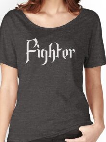 Fighter Women's Relaxed Fit T-Shirt