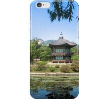 Gyeongbokgung, Palace District in Seoul, South Korea iPhone Case/Skin