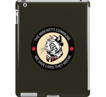 Furdell Catstro - Patch iPad Case/Skin