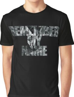 Remember Graphic T-Shirt