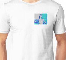Darker Blue # 2 Single Panel Male Youth Unisex T-Shirt