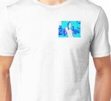 Darker Blue # 1 Single Panel Male Youth Unisex T-Shirt