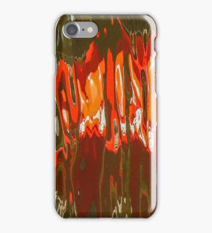 Abstract of Aqua iPhone Case/Skin