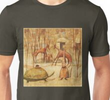 The Tortoise and the Beetle Unisex T-Shirt