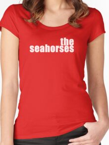 The Seahorses Women's Fitted Scoop T-Shirt