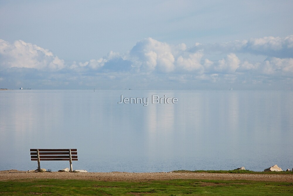 View of Gulf St Vincent by Jenny Brice