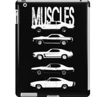 Muscle cars iPad Case/Skin