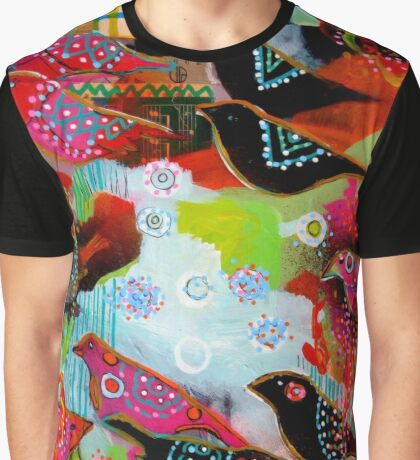 small song birds Graphic T-Shirt