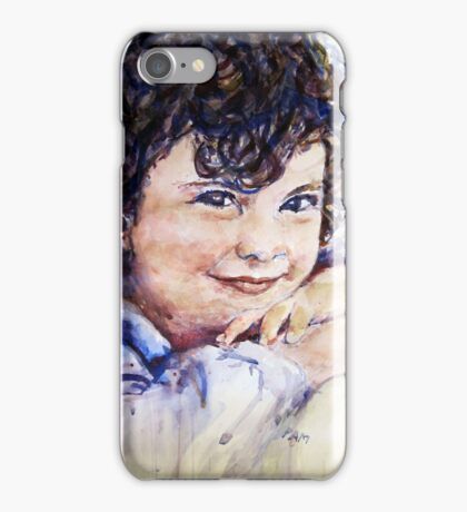 Market Girl iPhone Case/Skin