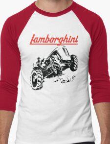 tractor shirt Men's Baseball ¾ T-Shirt