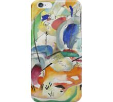 Kandinsky - Improvisation 31 iPhone Case/Skin