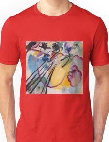 Kandinsky - Improvisation 26 (Rowing) 1912  Unisex T-Shirt