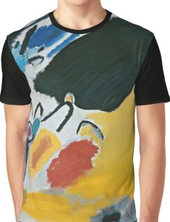 Kandinsky - Impression Iii (Concert) 1911  Graphic T-Shirt