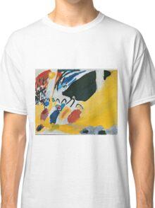 Kandinsky - Impression Iii (Concert) 1911  Classic T-Shirt