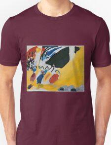 Kandinsky - Impression Iii (Concert) 1911  Unisex T-Shirt