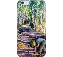 Secret Path iPhone Case/Skin