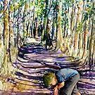 Secret Path by pamfox