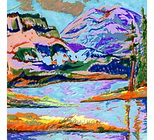 Gelly Roll Mountain Photographic Print