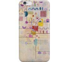 Kandinsky - Graceful Ascent iPhone Case/Skin