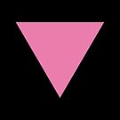 Pink Triangle by Irina Chuckowree
