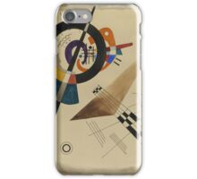 Kandinsky - Composition 1922  iPhone Case/Skin