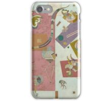 Kandinsky - Blue World iPhone Case/Skin
