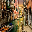 Shades of Venice by Tarrby