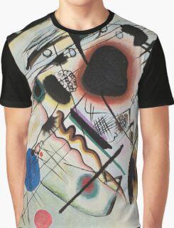 Kandinsky - Black Spot 1921  Graphic T-Shirt