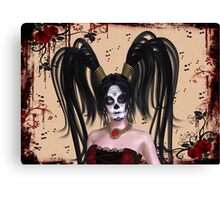 Queen of the Damned  Canvas Print