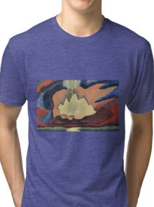 Kandinsky - Thunder Shower Tri-blend T-Shirt