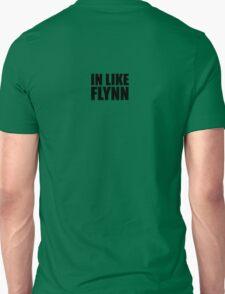 In like flynn 2 Unisex T-Shirt
