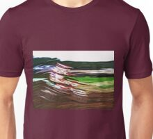 """The amazing effect of the slow speed 1 (c)(t) b PAINT  as """" picasso !) with humor ! """"Kiss the cool effect"""" without digital effects with compact kodak z 1285! on 29.07.2012 Unisex T-Shirt"""