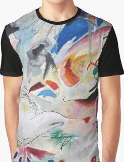 Kandinsky - Improvisation 1913  Graphic T-Shirt