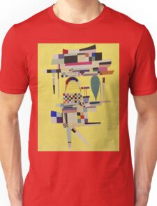 Kandinsky - Yellow Painting Unisex T-Shirt