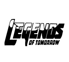 legends of tomorrow Photographic Print