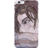 Hanji Zoe iPhone Case/Skin