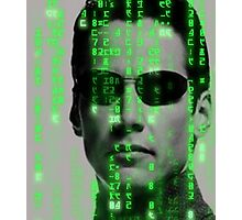 The Matrix - Neo Photographic Print