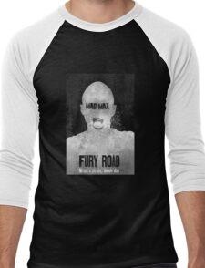 Nux Fury Road Men's Baseball ¾ T-Shirt