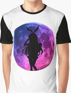 kantai collection kancolle shimakaze moon anime manga shirt Graphic T-Shirt