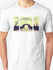 Moon Bridge Unisex T-Shirt